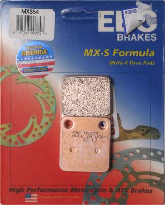 EBC Extreme Performance Brake Pads EPFA447HH