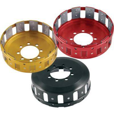 Billet Clutch Pressure Plate Barnett Red 361-25-01812