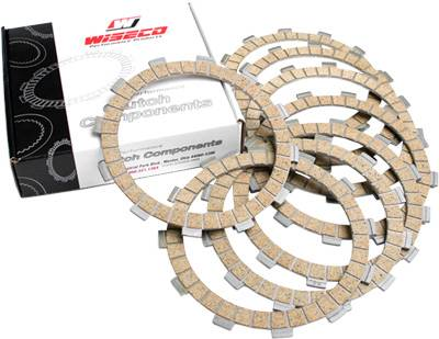 Wiseco - Wiseco Friction Clutch Plates WPPF034