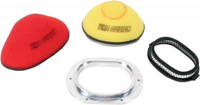 Pro Design - Pro Design Pro Flow Foam Air Filter Kit PD273