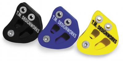 TM Design Works - TM Design Works Rear Chain Guide and Powerlip Roller RCG-SU2-YL