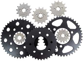 JT - JT Steel Rear Sprocket JTR460.49
