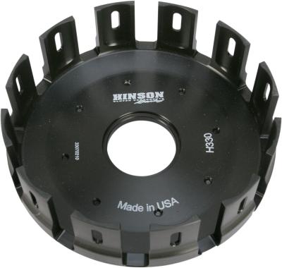 Hinson - Hinson Billet Clutch Basket H330
