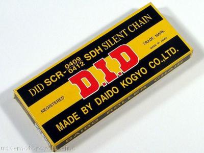 D.I.D. - D.I.D. Silent Cam Chain SCA0412ASDHA102