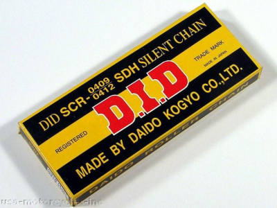 D.I.D. - D.I.D. Silent Cam Chain SCA0412ASV110LE