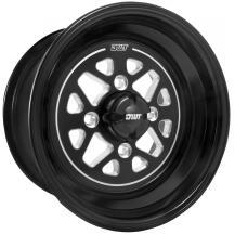 Douglas Wheel - Douglas Wheel Stealth Litecast Wheel 987-23B