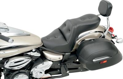 Saddlemen - Saddlemen Explorer RS Seat without Driver Backrest Y3750JSRS
