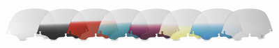 Memphis Shades - Memphis Shades 15in. Replacement Windshield MEP8030