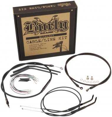 Progressive - Progressive Cable and Brake Line Kit B30-1039