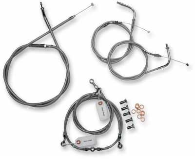 Baron - Baron Stainless Cable and Line Kit BA-8081KT-16