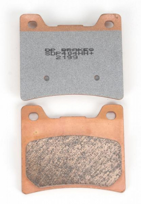 DP Brakes - DP Brakes Sport HH+ SuperSport Brake Pads SDP404HH
