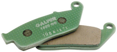 Galfer - Galfer Semi-Metallic Brake Pads FD062G1054