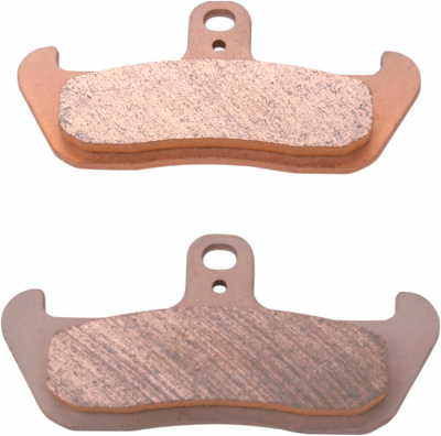 DP Brakes - DP Brakes Standard Sintered Metal Brake Pads DP605