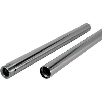 Custom Cycle - Custom Cycle Hard Chrome Fork Tubes T1347HC