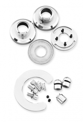 Pro-One Performance - Pro-One Performance Hide-Away Fork Stop Kit 103423
