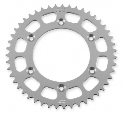 Parts Unlimited - Parts Unlimited Steel Rear Sprocket K22-3801C