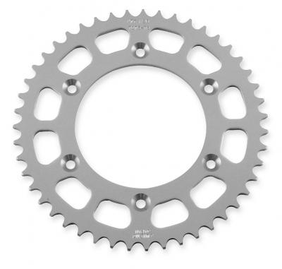 Parts Unlimited - Parts Unlimited Steel Rear Sprocket K22-3801M