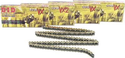 D.I.D. - D.I.D. 530 Pro-Street VX Series X-Ring Chain 530VXG120ZB