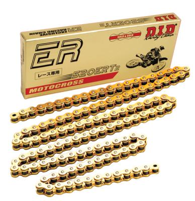 D.I.D. - D.I.D. 520 ERT2 Series Exclusive Racing Chain 520ERT2 G&G X 120