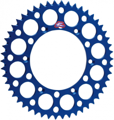 Renthal - Renthal Renthal Ultralight Rear Sprocket 224U-520-50GPBU