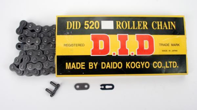 D.I.D. - D.I.D. 520 STD Standard Series Non O-Ring Chain D18-521-96