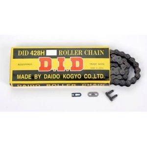 D.I.D. - D.I.D. 428 H Standard Series Non O-Ring Chain D18-429H-124