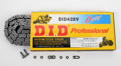 D.I.D. - D.I.D. 428 STD Standard Series Non O-Ring Chain D18-429-124