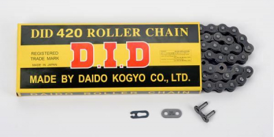 D.I.D. - D.I.D. 420 STD Standard Series Non O-Ring Chain D18-421-124