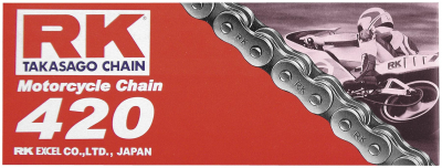 RK - RK 420 M Standard Chain M420-120