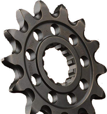 Renthal - Renthal Ultralight Steel Front Sprocket 253U-520-13GP