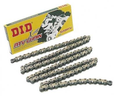 D.I.D. - D.I.D. 520 ATV Series X-Ring Chain 520ATV G&B x 118