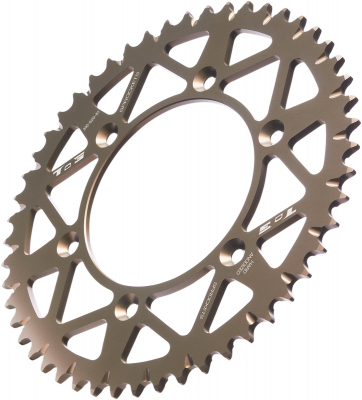 Tag Metals - Tag Metals Rear Sprocket 420-520-47