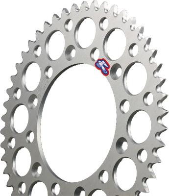 Renthal - Renthal Ultralight Rear Sprocket 112U-520-49GESI