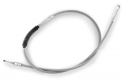 Barnett - Barnett Stainless Clear-Coated Clutch Cable 102-30-10005-08
