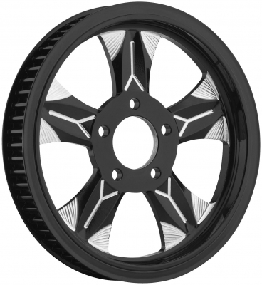 Ride Wright Wheels - Ride Wright Wheels Chief Pulley 09-68-CHIEF-BLACK