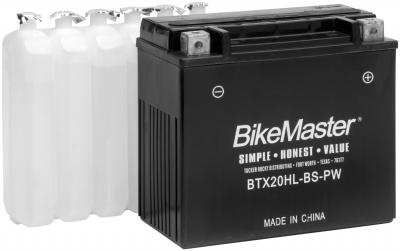 BikeMaster - BikeMaster Maintenance Free Battery EDTM32X5B