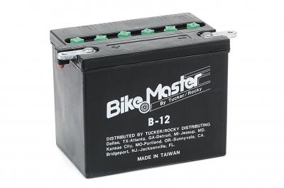 BikeMaster - BikeMaster Standard Battery EDTM2660B
