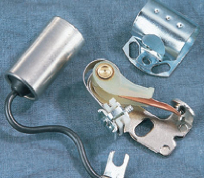 Drag Specialties - Drag Specialties Point and Condenser Kit DS-242026
