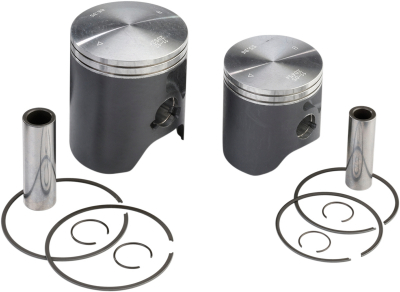 Moose Racing - Moose Racing Cast Aluminum Piston Kit 0910-2708