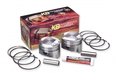 KB Performance - KB Performance Forged Piston Kit KB906C.005