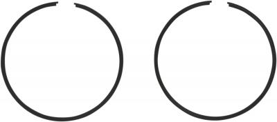 Parts Unlimited - Parts Unlimited Ring Set R09-702