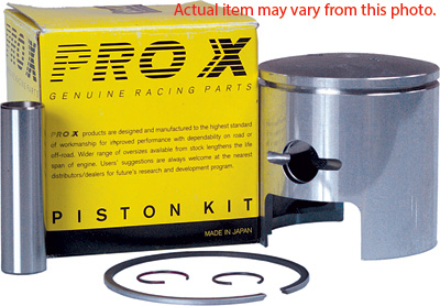 Pro X - Pro X Replacement Piston Rings - Standard Bore 02.2113
