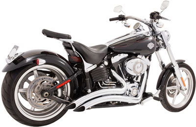 Freedom Performance - Freedom Performance Sharp Curve Radius Exhaust System HD00242