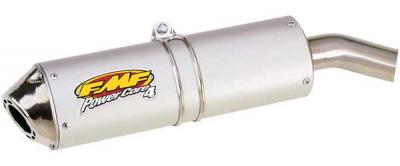 FMF Racing - FMF Racing PowerCore 4 Spark Arrestor Slip-On 043112