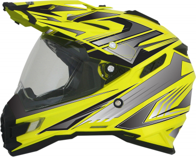 AFX - AFX FX-41DS Multi Color Helmet 0110-3949