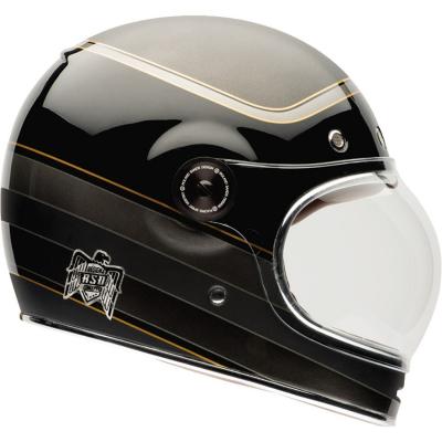 Bell Powersports - Bell Powersports Bullitt RSD Bagger Carbon Helmet 7062239