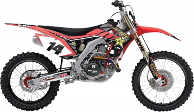 Factory Effex - Factory Effex Rockstar Energy Drink Shroud Kits And Shroud And Complete Graphics Kits 19-14322