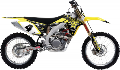 Factory Effex - Factory Effex Rockstar Energy Drink Shroud Kits And Shroud And Complete Graphics Kits 19-14410