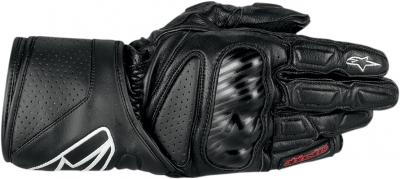 Alpinestars - Alpinestars SP-8 Leather Gloves 3558313-10-3XL