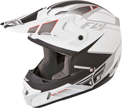 Fly Racing - Fly Racing 2015 Kinetic Impulse Helmet 73-3361X